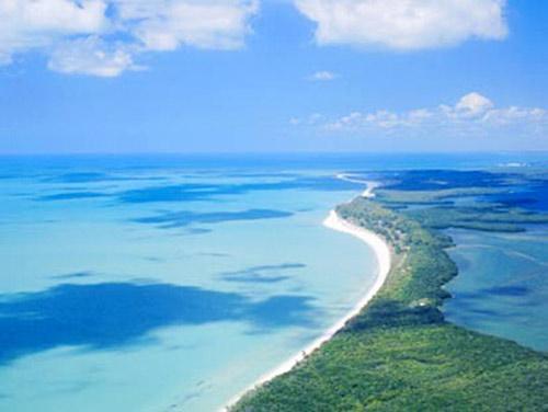 Bãi Dài - Bãi biển đẹp nhất Việt Nam