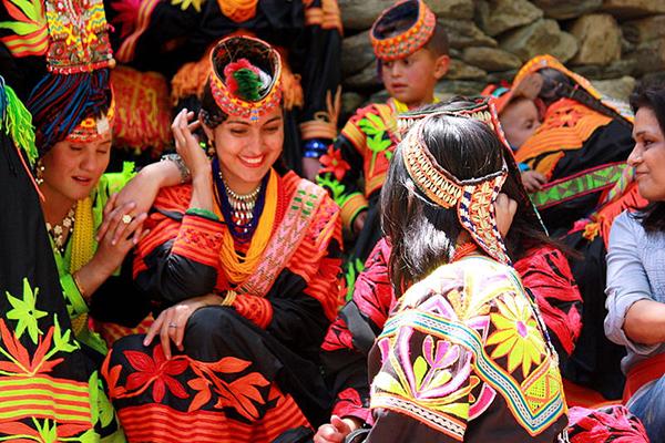 Lễ hội Đông Chí thung lũng Pakistan