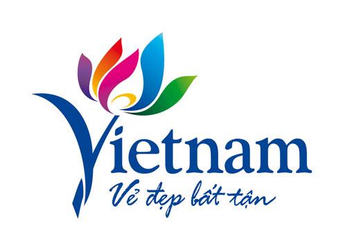 Logo mới của du lịch Việt Nam
