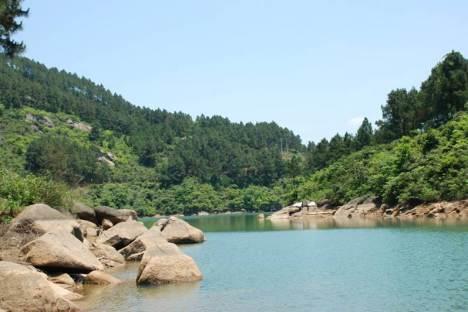 Cảnh đẹp núi Hồng Lĩnh