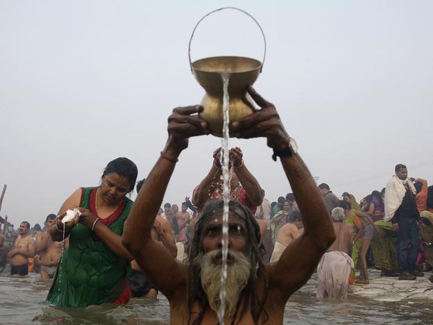 Văn hóa tắm của các nước trên thế giới