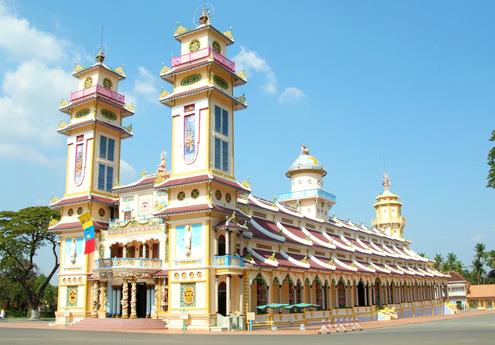 Thánh Thất Cáo Đài Phú Quốc