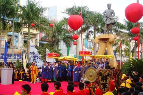 lễ hội Nguyễn Trung Trực Phú Quốc