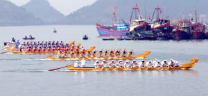 Lễ hội truyền thống ở Cát Bà