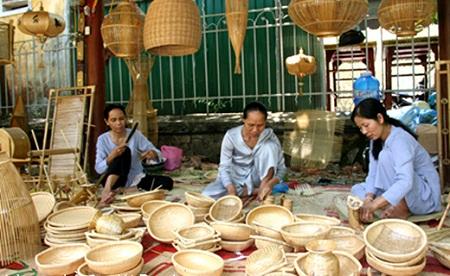 Festival nghề truyền thống Huế
