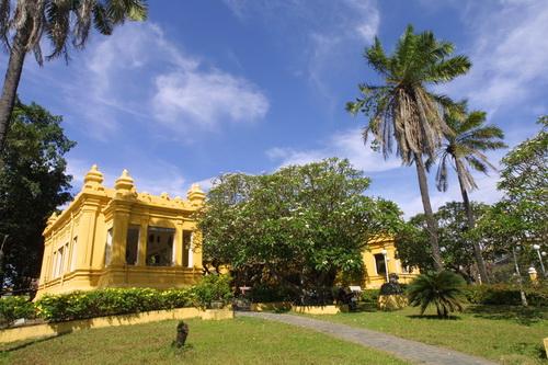 Bảo tàng nghệ thuật điêu khắc Chăm Pa Đà Nẵng