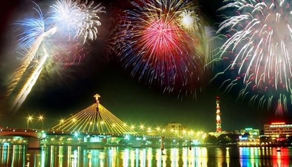 Cuộc thi pháo hoa Quốc tế được tổ chức thường niên ở Đà Nẵng