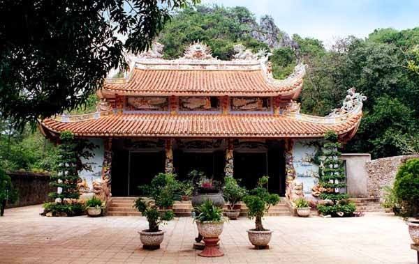 Chùa Tam Thai- Ngũ Hành Sơn