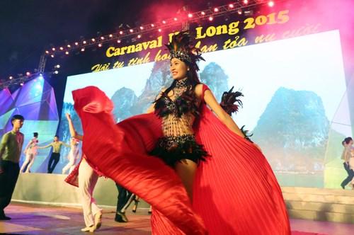 Carnaval Hạ Long 2015 : Hội tụ tinh hoa – lan tỏa nụ cười