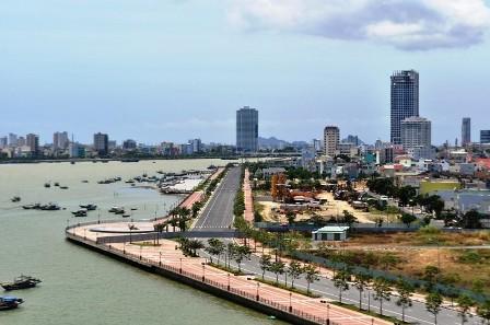 Thành phố xinh đẹp Đà Nẵng