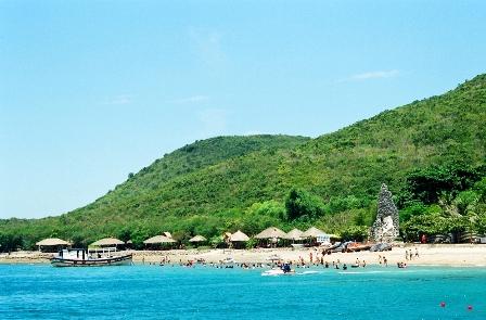 Thiên đường xanh Hòn Tằm Nha Trang