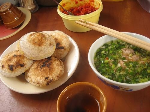 Ngon bình dị với bánh canh Nha Trang