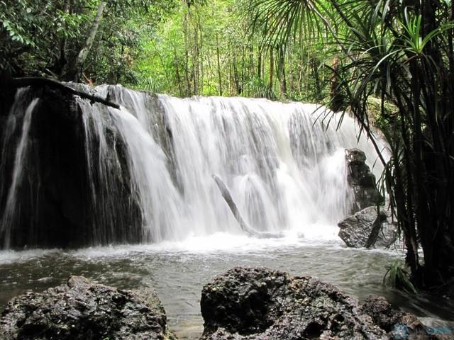 Suối tiên Phú Quốc-danh lam thắng cảnh đẹp đi vào lòng người