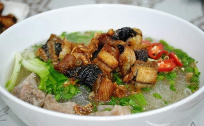Miến lươn