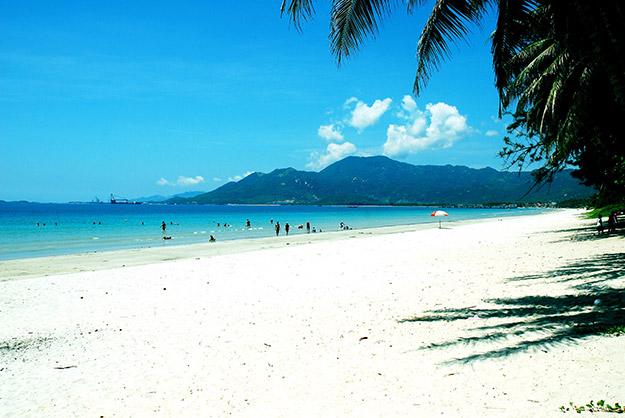 Một góc biển Nha Trang