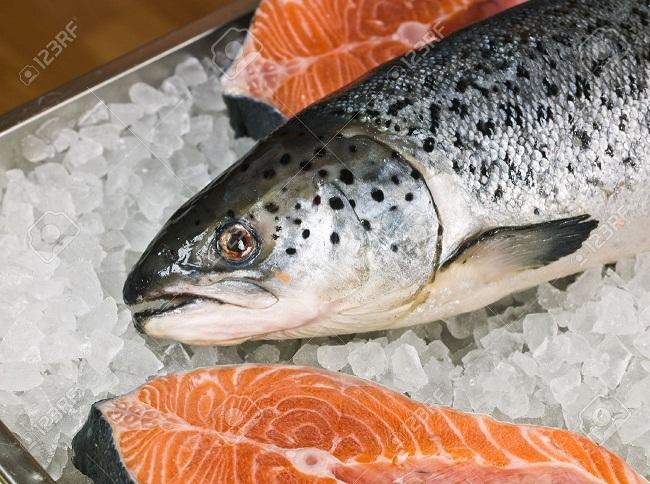 Đặc sản cá hồi Sapa